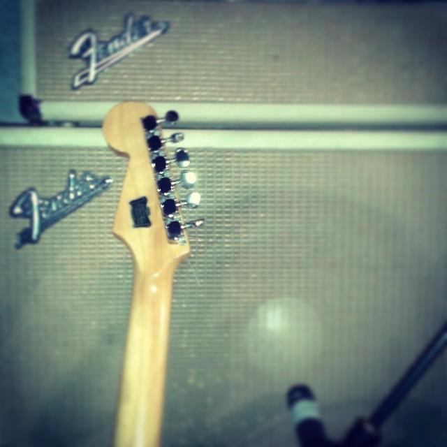 Todo preparado esta noche @thephantomfour 23:30h en @16toneladas_rockclub Surf's Up! #16toneladas_rockclub #valencia #rock