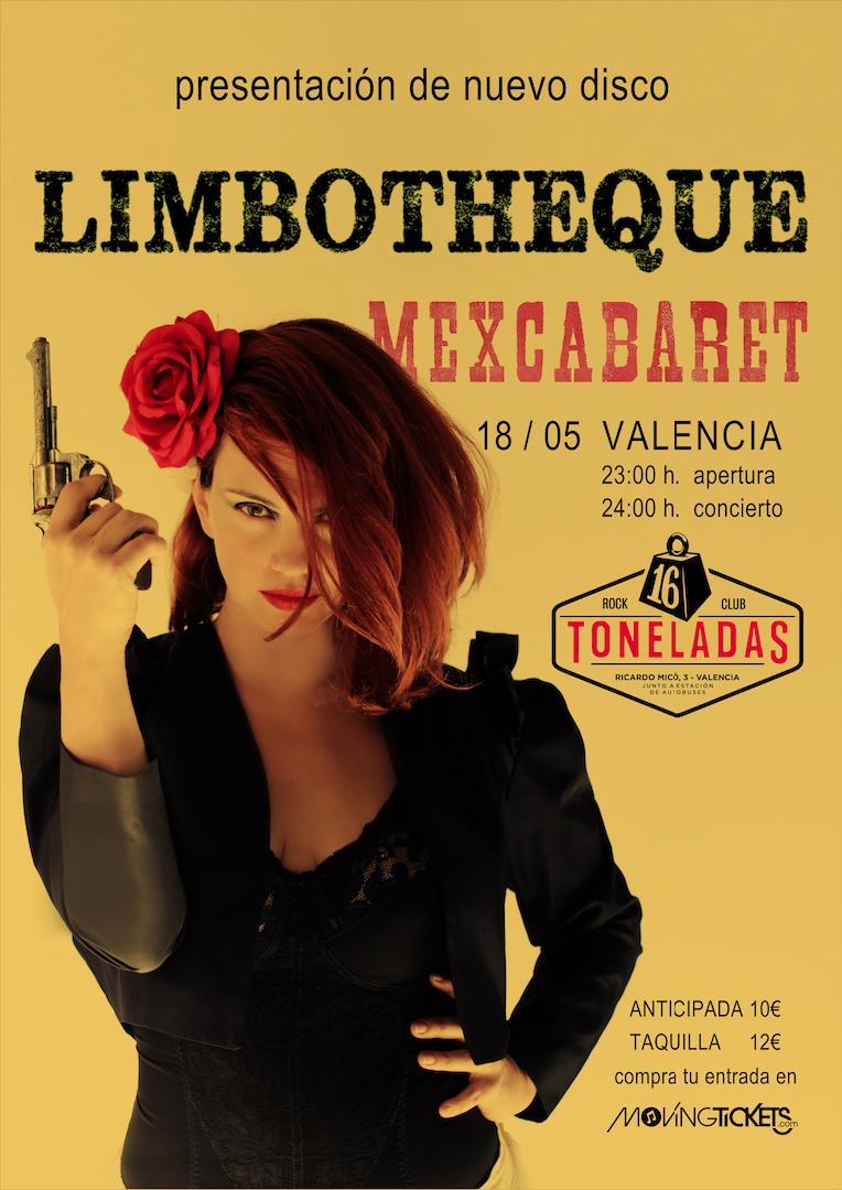 cartel-limbotheque-valencia-baja