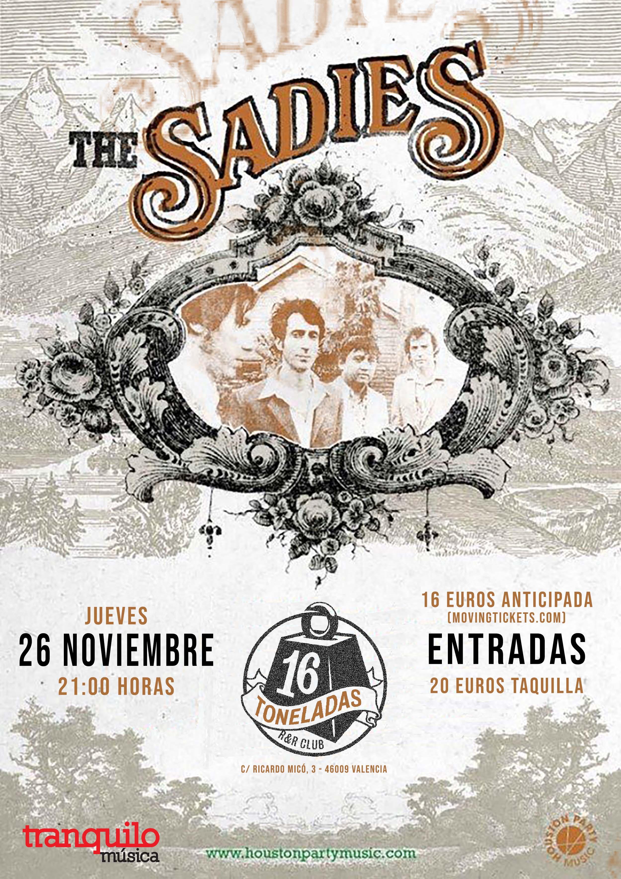 the-sadies_tranquilo_web