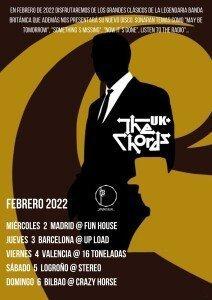 the-chords-uk-spanish-tour